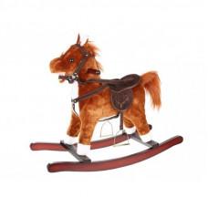 Hojdací koník 74cm Kruzzel - K4589