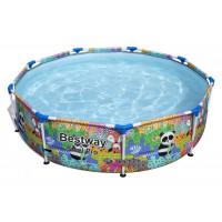 Detský rámový bazén ZOO Bestway5612F