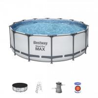 Bazén Steel Pro Max 427x122 cm Bestway –5612X