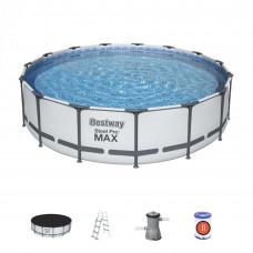 Bazén Bestway Steel Pro 457x107 cm - 56488
