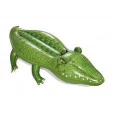 Nafukovačka krokodílBestway41010