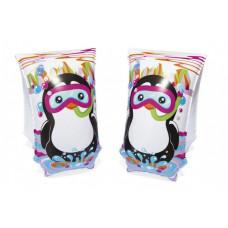 Nafukovacie rukávniky Bestway32102 –tučniaci