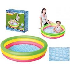 Detský bazén Bestway 102/25 cm -51104
