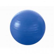 Gymnastická lopta HMS YB01 55 cm - modrá