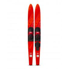 Kombinované vodné lyže 150 cm JOBE ALLEGRE –červené