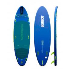 Paddleboard JobeSUP'ERSIZED 15.0 - modrý