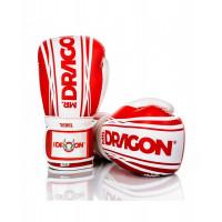 Boxerské rukavice Mr.Dragon REBEL201222 - červené