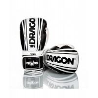 Boxerské rukavice Mr.Dragon REBEL201222 - čierne