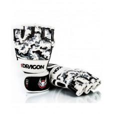 MMA rukavice Mr.Dragon X-MMA - čierne