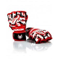 MMA rukavice Mr.Dragon X-MMA - červené