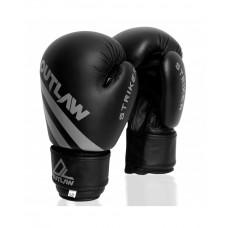 Boxerské rukavice Mr. Dragon Outlaw Striker –sivé