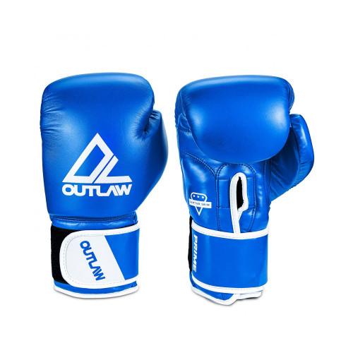 Boxerské rukavice Outlaw Prime200102 –modré