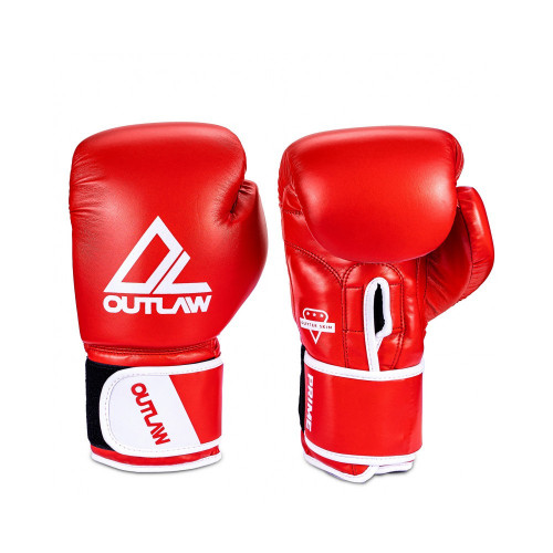 Boxerské rukavice Outlaw Prime200102 –červené