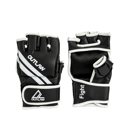 MMA rukavice Mr.Dragon220203 –čierne