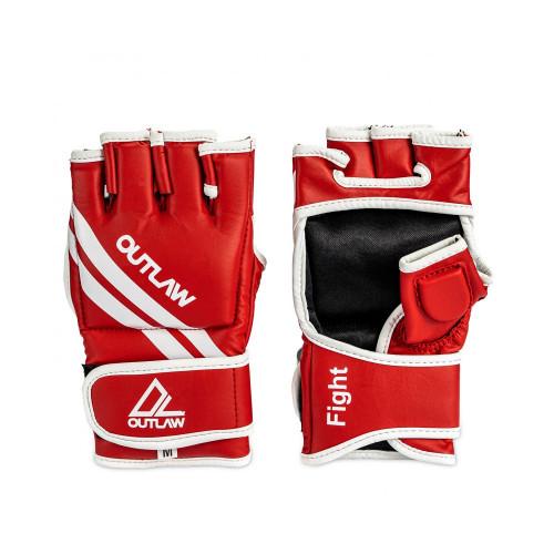 MMA rukavice Mr.Dragon220203 –červené