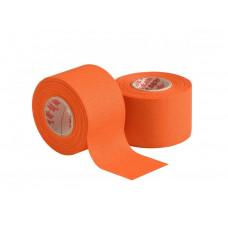 Fixačná tejpovacia páska MUELLER TEAM COLORS 3,8cm -oranžová