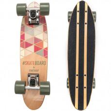 Skateboard Meteor Summer Triangles 24288