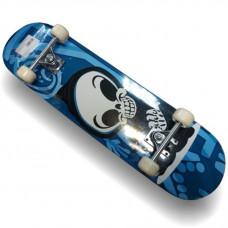 SkateboardMechanics 31x8 – modrý