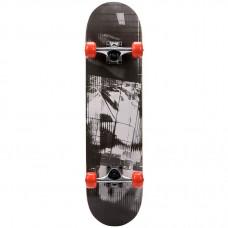 Skateboard Meteor drevený 22644