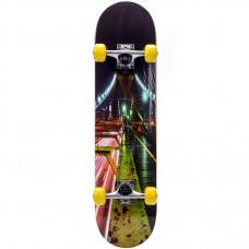 Skateboard Meteor Bridge 22645