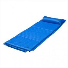 Samonafukovacia karimatka NILS CAMP NC4001 - modrá