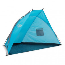 Plážový stan NILS Camp NC3039 - modrý