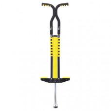 Skákacia tyč NILS FUN NFX5006 - žltá