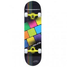 Skateboard Color NILS Extreme CR3108SB