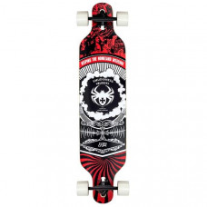 Longboard WOOD SPIDER Nils Extreme