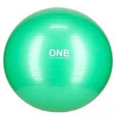 Gymnastická lopta 65 cm ONE FITNESS – zelená