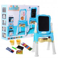 Detská tabuľa RAMIZZKP.675 –modrá