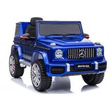 Elektrické autíčko MERCEDESG63 AMG - modré