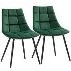 Jedálenské stoličky 2 ks SONGMICSLDC084C01