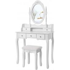 Toaletný stolík Songmics - RDT15W