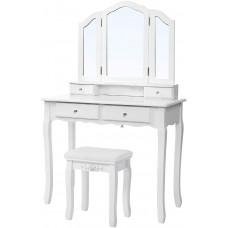 Toaletný stolík Songmics - RDT07W