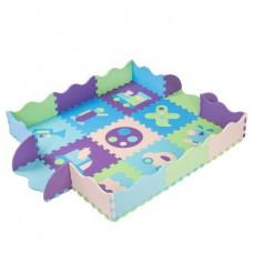 Penová podložka puzzle SPRINGOS PM0003