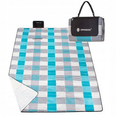 Pikniková deka 200x240 cm SPRINGOS PM014 –kockovaná