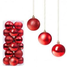 Vianočné gule na stromček 20 ks SPRINGOSCA0096