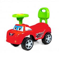 Odrážadlo DreamCar Sapphire Kids - červené