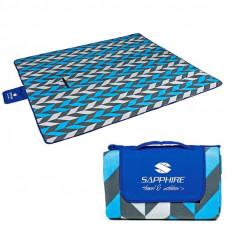 Pikniková deka Sapphire 200 x 200 cm - Azuro