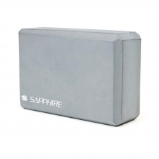 Jóga blok Sapphire SG - 072 sivý