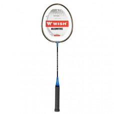 Badmintonová raketa WISH 316 - modrá
