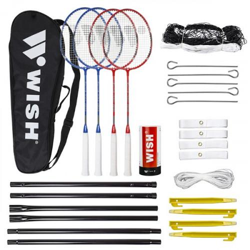 Badmintonová raketa AIR FLEX 950 WISH - modrá