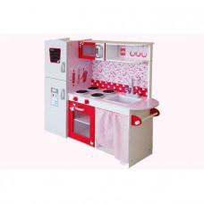 Detská drevená kuchynka PARIS PINK - W10C037