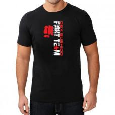 Bavlnené tričko DBX BUSHIDO KT9