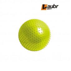 Gymnastická a masážna lopta LAUBR 55 cm - IR97404