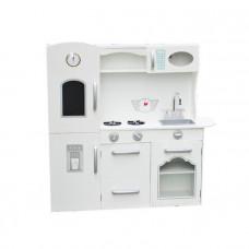 Detská drevená kuchynka RETRO -W10C214