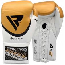 Boxerské rukavice RDX A2 - zlaté