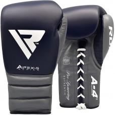 Boxerské rukavice RDX A4 Laced Boxing