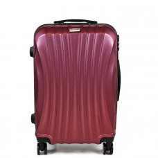 Cestovný kufor SAPPHIRE ST-100 bordový - L